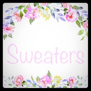 Sweaters - All kinds of sweaters!